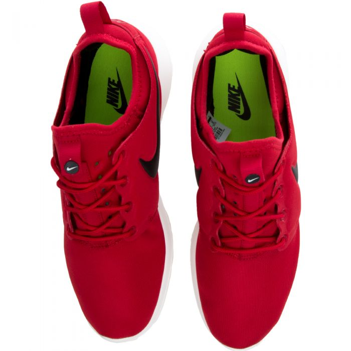 check out 51b56 dfd7a Roshe Two Red/Black/White/Lime Green