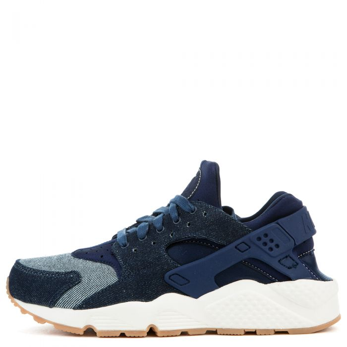 new styles 44679 f074e Air Huarache Run Se BINARY BLUE/MUSLIN-SAIL-GUM LIGHT BROWN