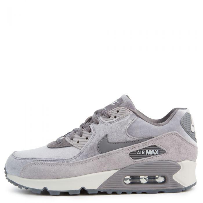 Nike – Wmns Air Max 90 Lx Womens Shoes GunsmokeGunsmoke Atmosphere Grey