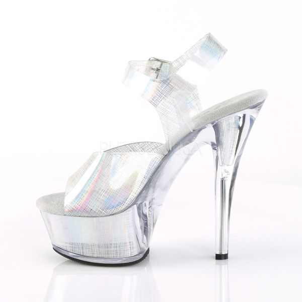 Stardust Uk Clr Pleaser 701 6 slv Chrome nOv0m8Nw