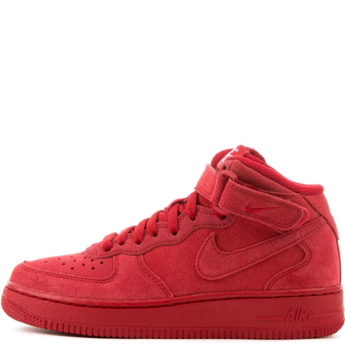 premium selection 98bce dc6ce Air Force 1 Mid 06 ( Red/White