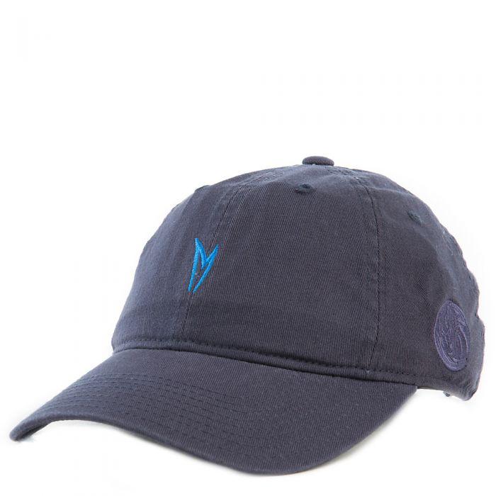 huge selection of 43524 7cb5e Dallas Mavericks Strapback Hat Blue