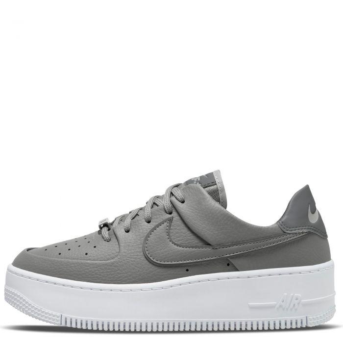 nike air force 1 womens grey