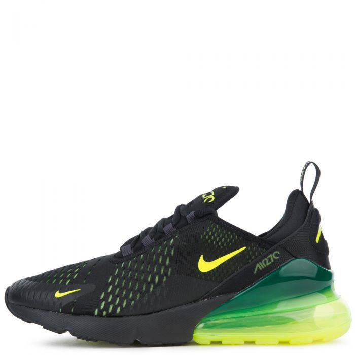 huge selection of d502b 4fc8a AIR MAX 270 BLACK/VOLT-BLACK-OIL GREY