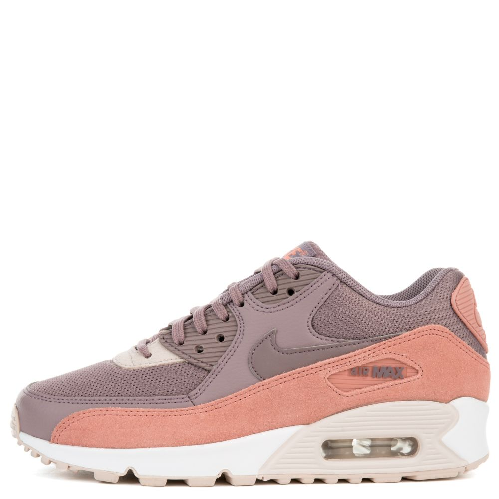 nike air max 90 pink and grey
