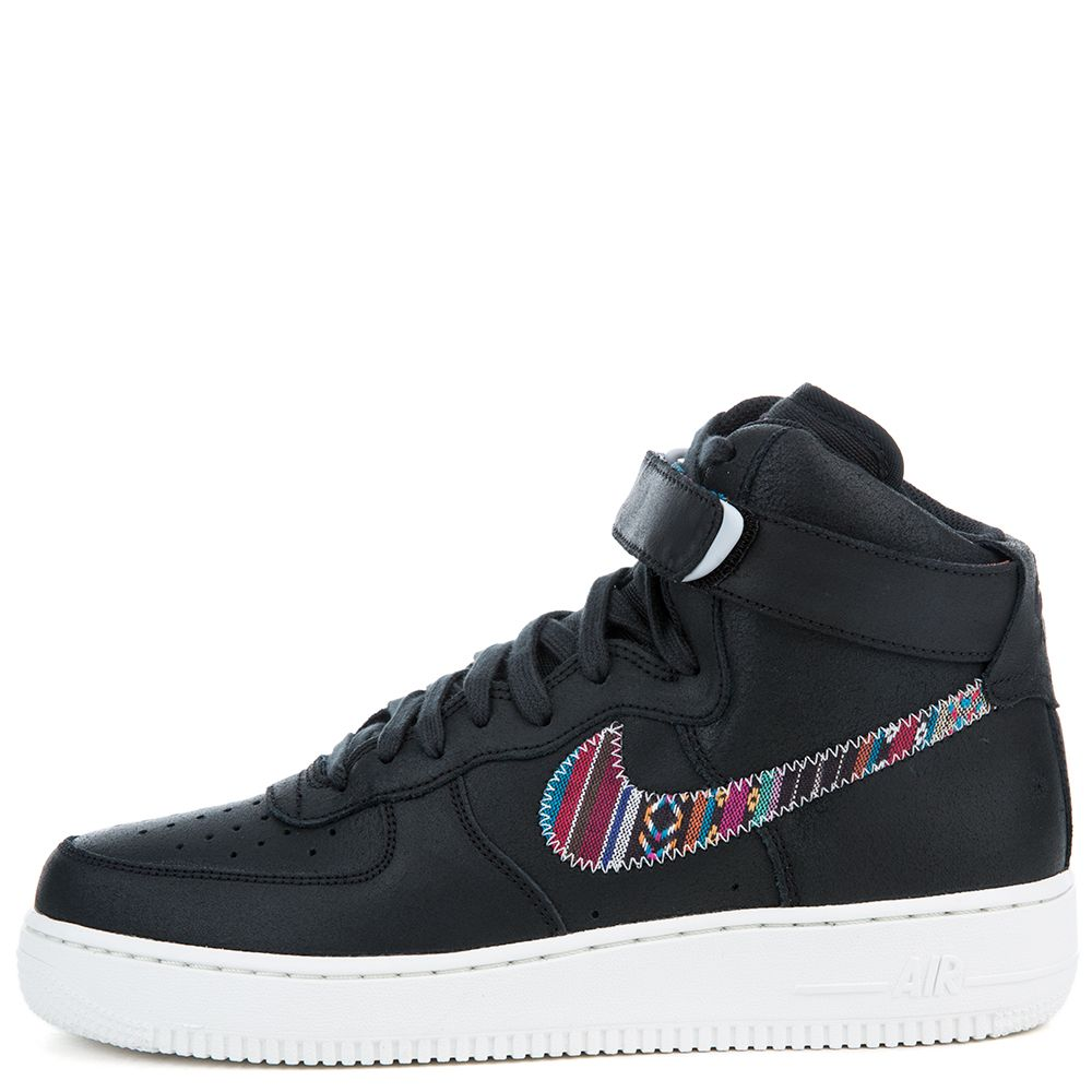 bcb55f362b8 ... AIR FORCE 1 HIGH 07 LV8 BLACKBLACK-SUMMIT WHITE-PURE PLATINU ...
