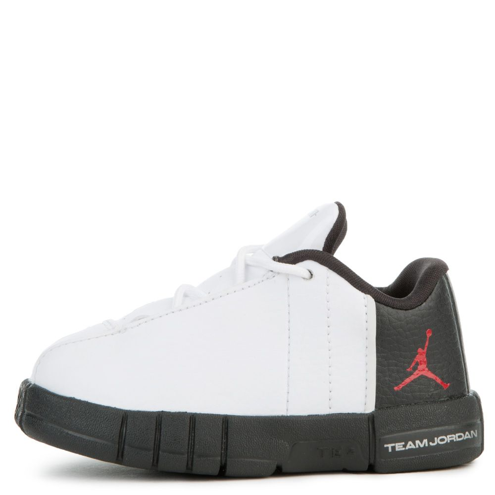 52bea8441da7 ... TODDLER JORDAN TEAM ELITE 2 LOW BLACKGYM REDWHITE  NIKE ...