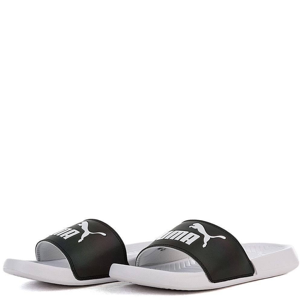 Women's Popcat Swan Sandal PUMA WHITE