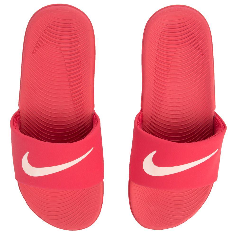 Nike Kawa Slide Gs Ps Pink Bleached Coral