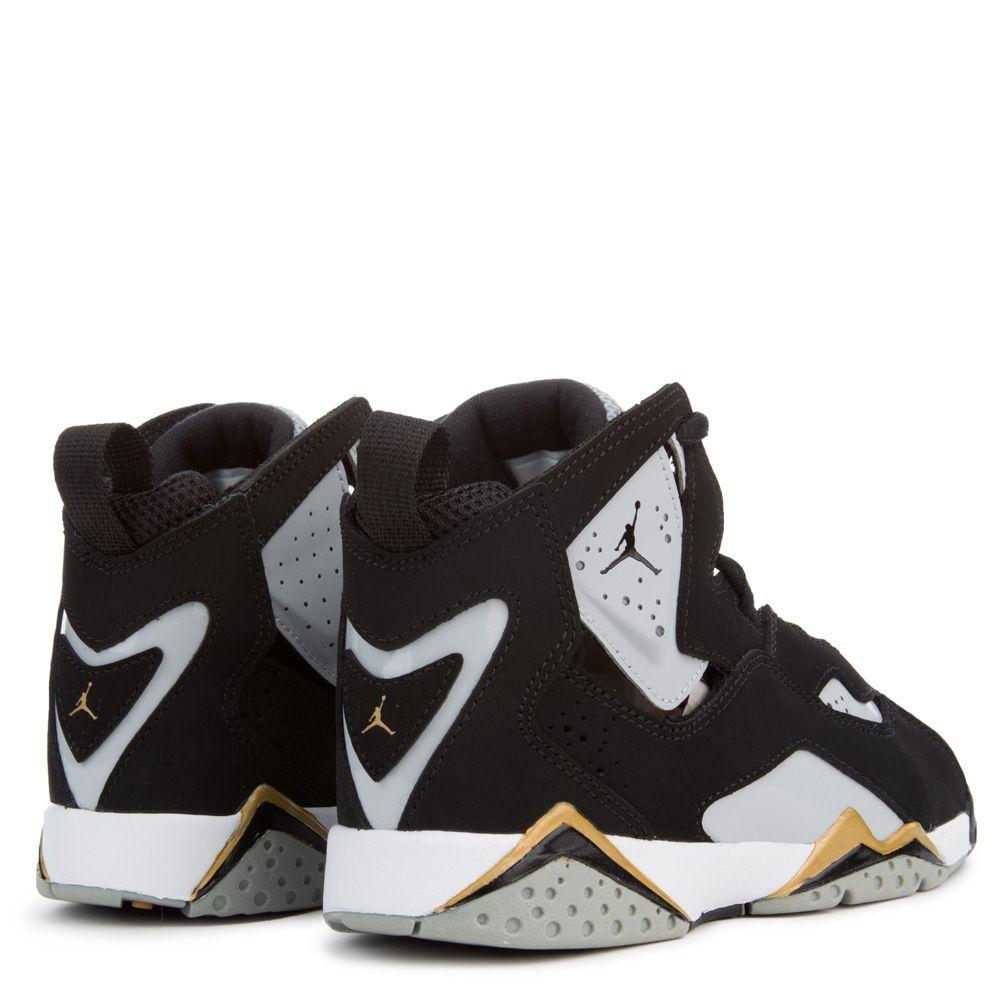 best sneakers f4023 f9c99 ... usa pre school jordan true flight black wolf grey metallic gold f8ef7  e26ba cheap nike ...