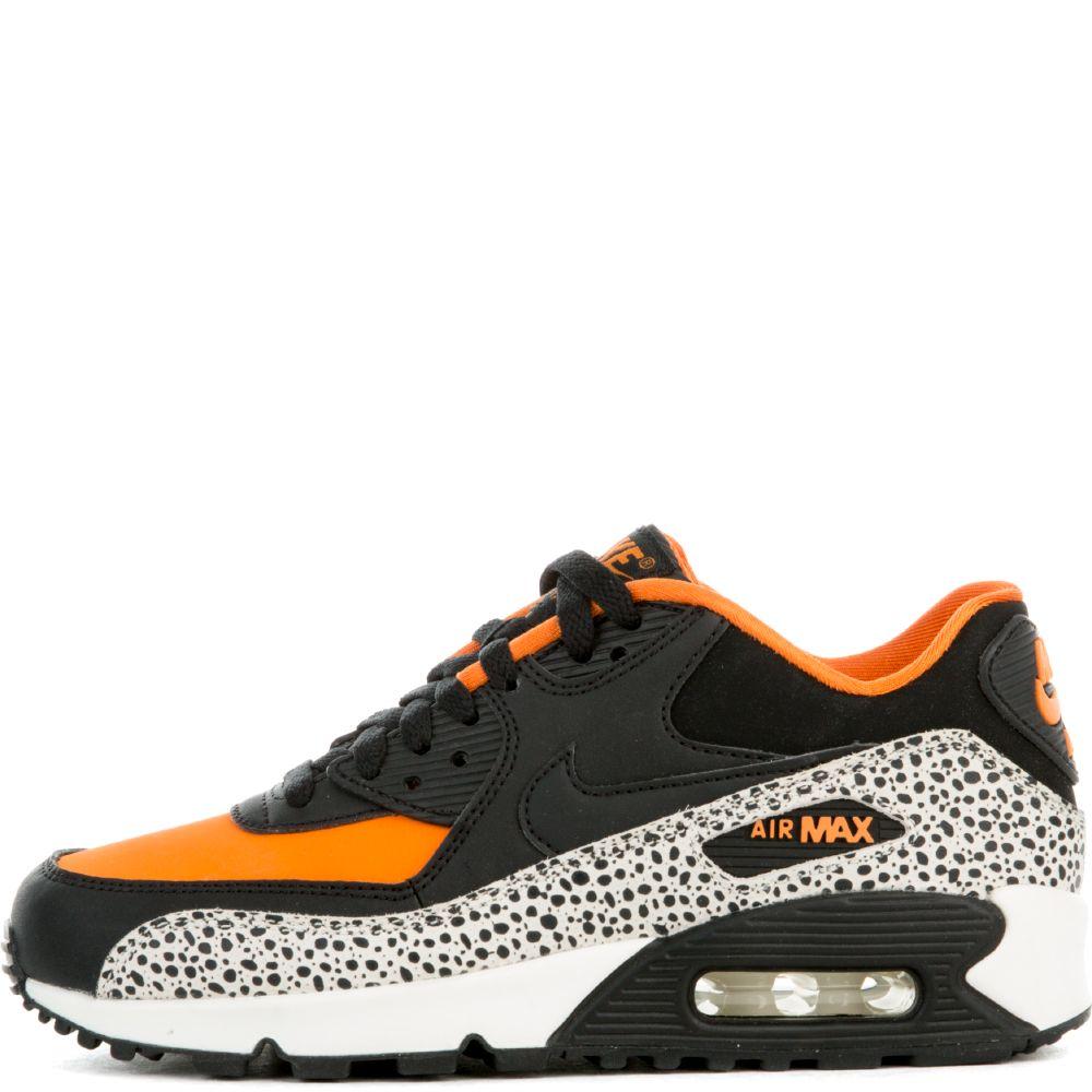 finest selection c9f38 a486c ... denmark orange black air max 90 nike fc free hypervenom 2 on feet nike  free 37b45