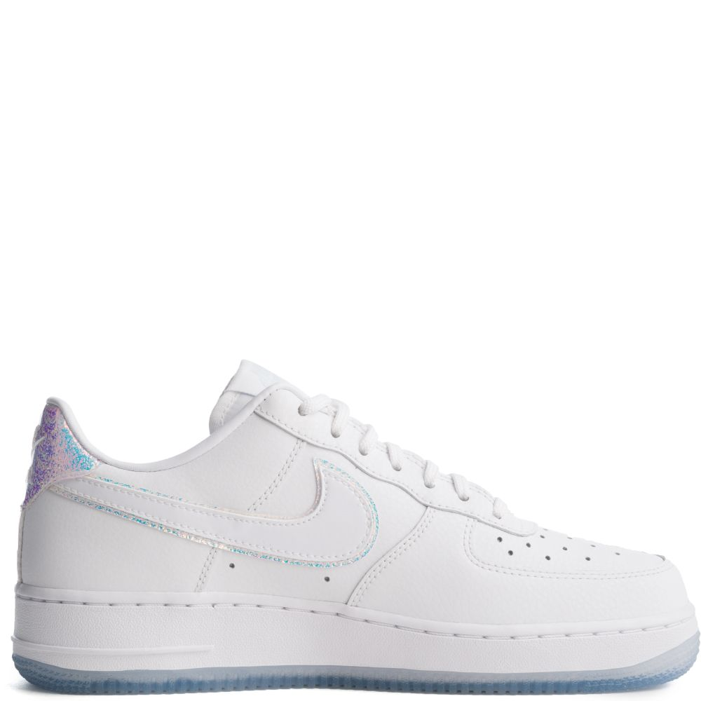 air force 1 white and blue tint