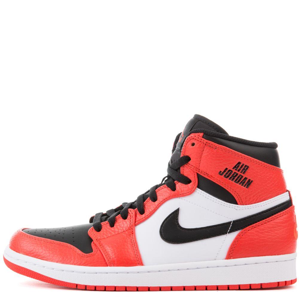 Air Jordan 1 Retro High Orange Black