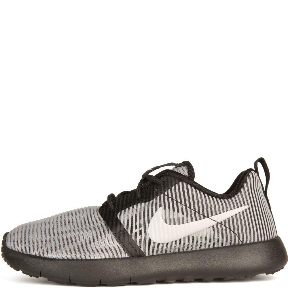 Nike Roshe One Flight Wei (PS)Matellic-Silver/Black-White