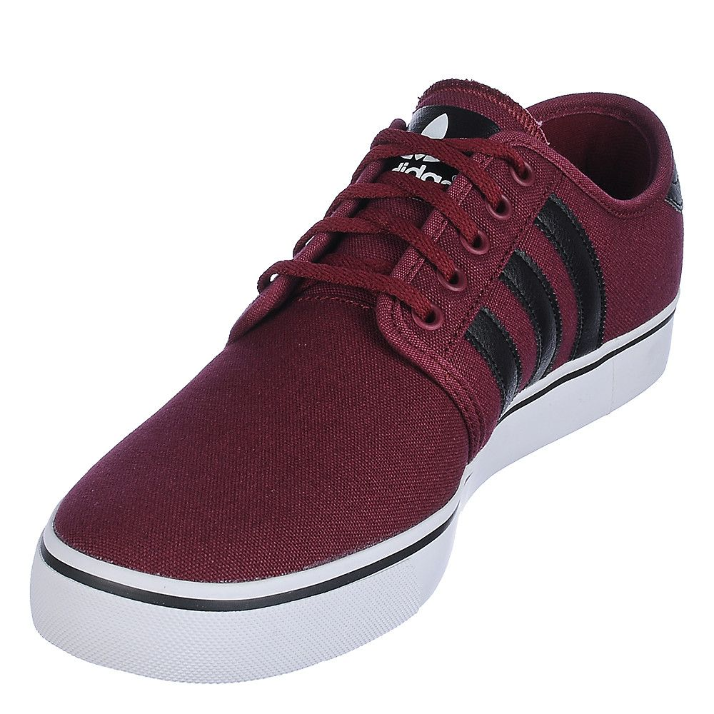 finest selection d4473 bd62e adidas seeley maroon