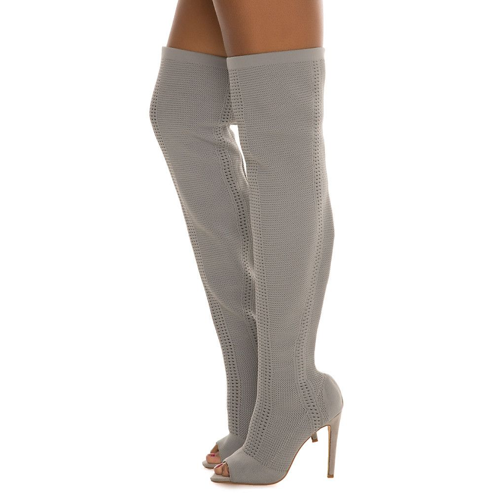 elnora women Shop women's elnora over the knee boots 60mm in stormcloud suede at colehaancom and see our entire collection of women's boots and booties cole haan.