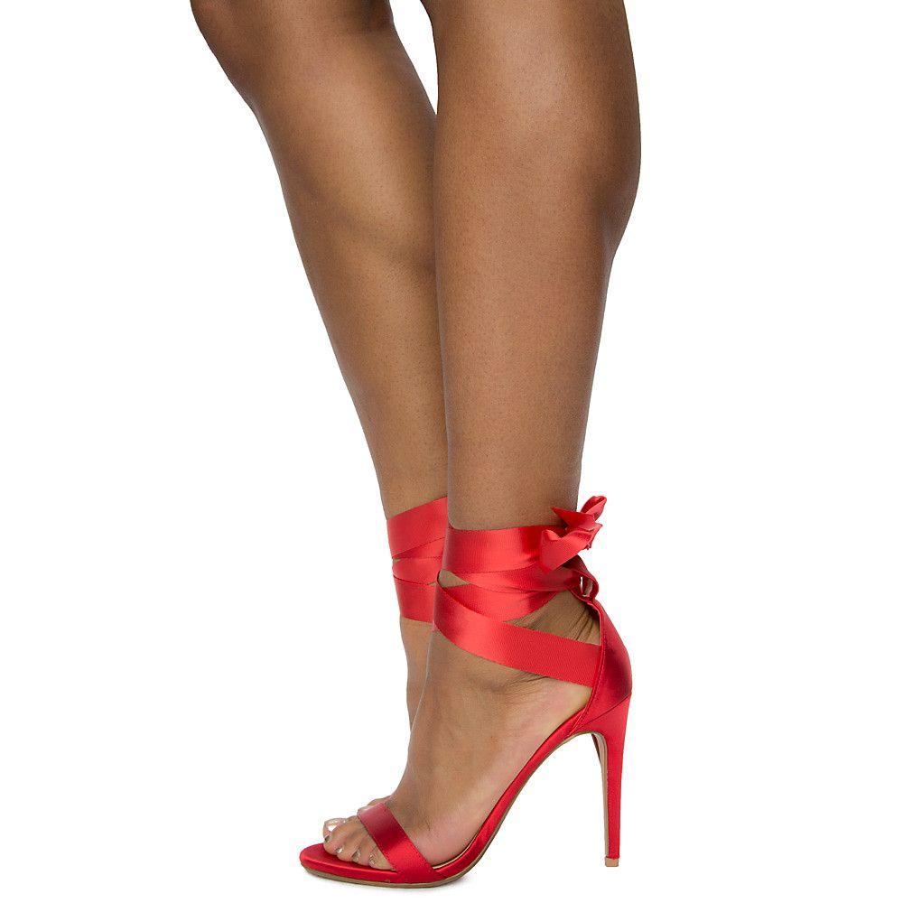 Facial High Heels