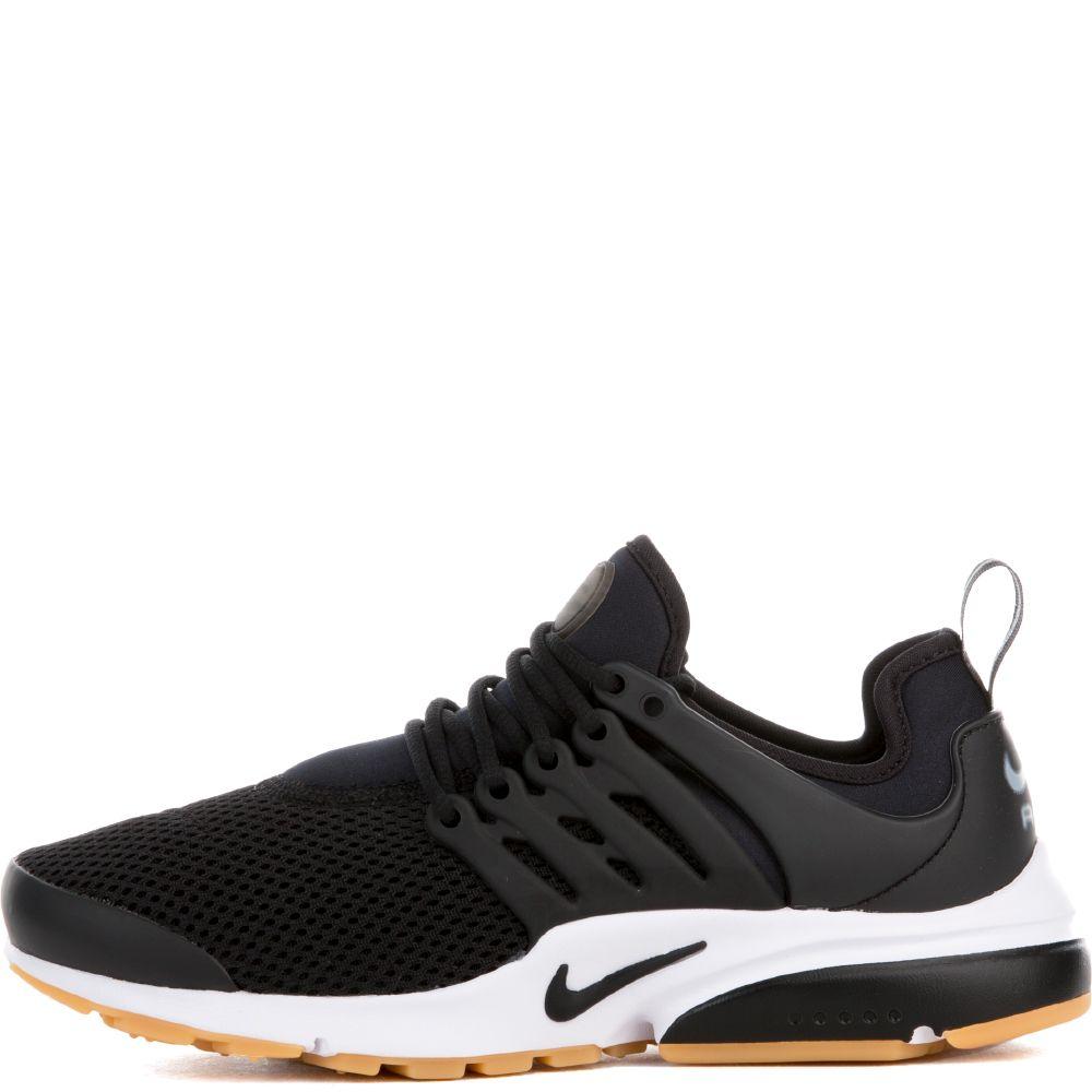 NIKE WOMENS AIR PRESTO Black-White running training sneakers new