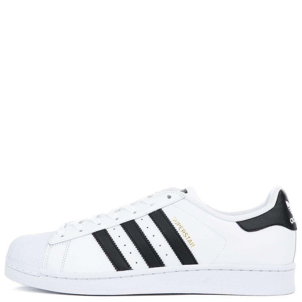 Men's Superstar Running White Sneaker White