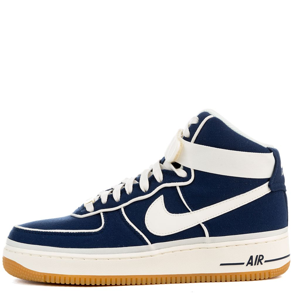 Buy Blue Nike Air Force 1 Lv8 High Top Up To 74 Discounts
