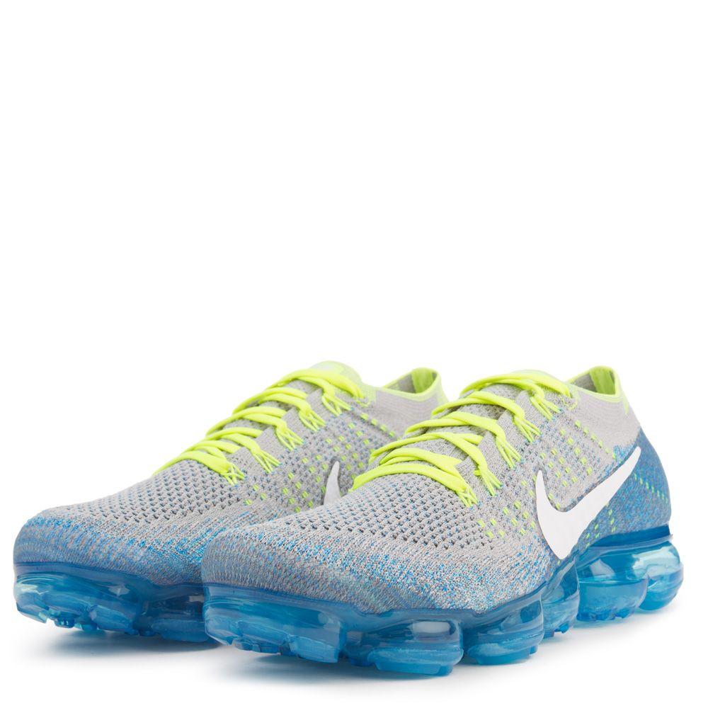 6f1de985a90b ... Nike Air Vapormax Sprite  Air Vapormax Flyknit WOLF GREYWHITE-CHLORINE  BLUE-PHOTO BLUE ...