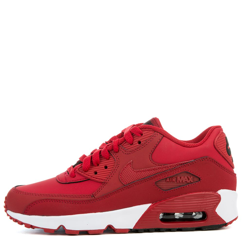 nike air max 90 red black