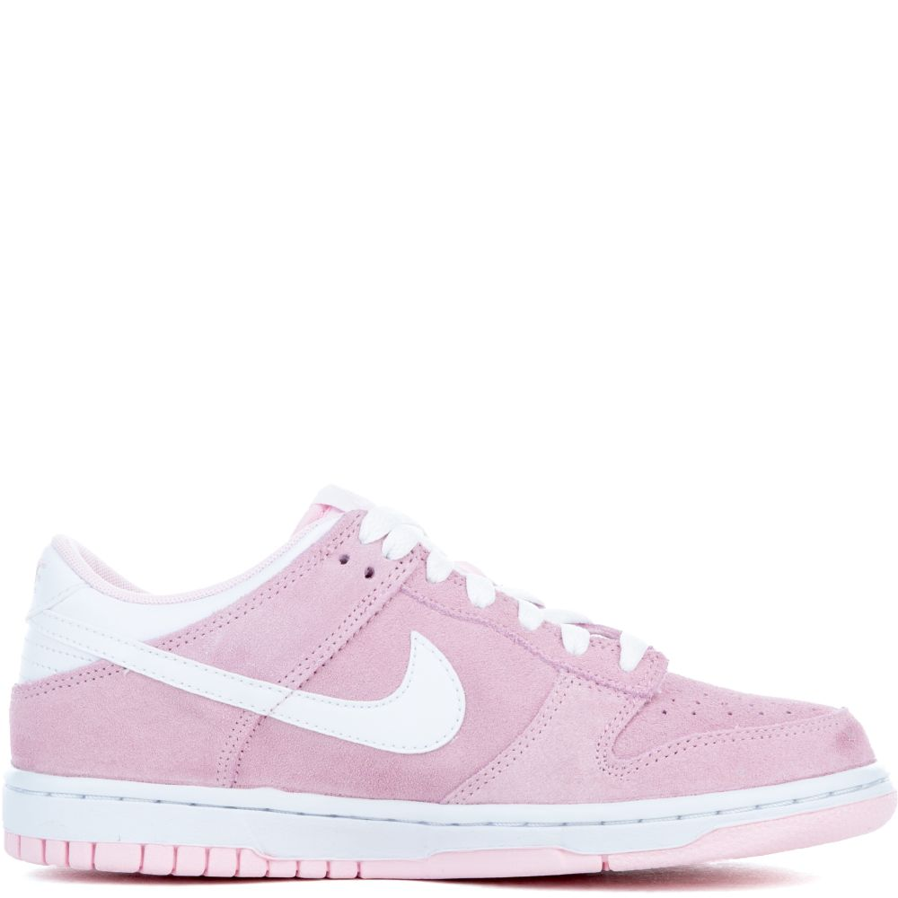 Nike Dunk Low GS Pink White Shoes
