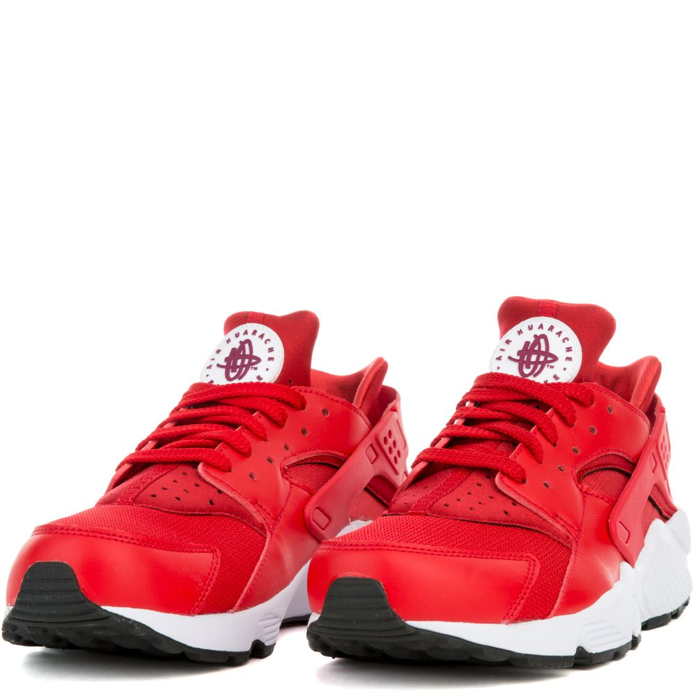 nike air huarache university red true berry black white. Black Bedroom Furniture Sets. Home Design Ideas