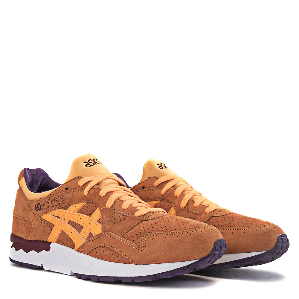 asics gel lyte v orange