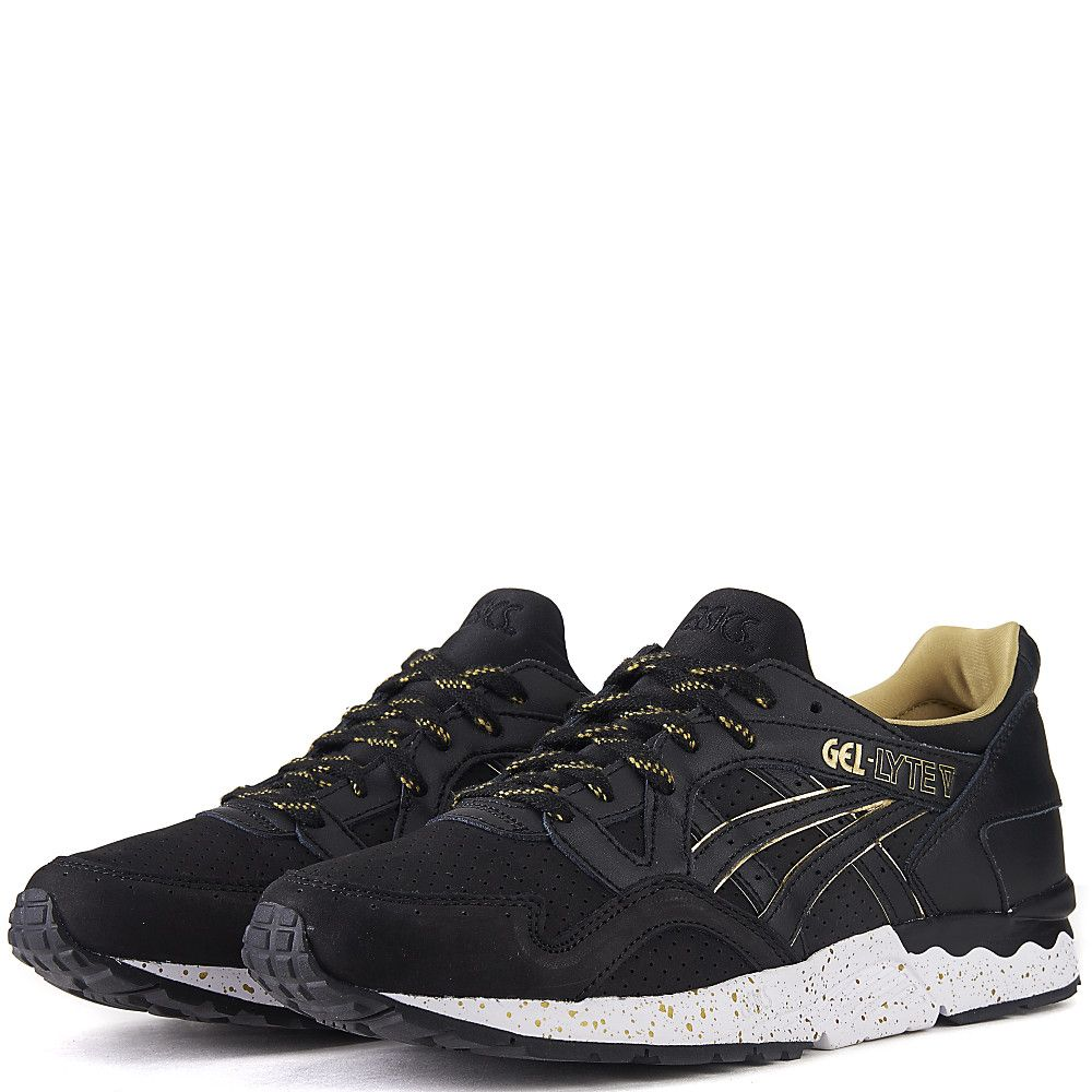 asics gel lyte v black