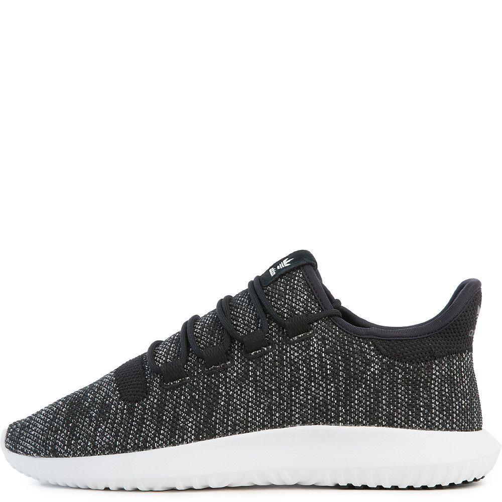 adidas tubular shadow knit men's black
