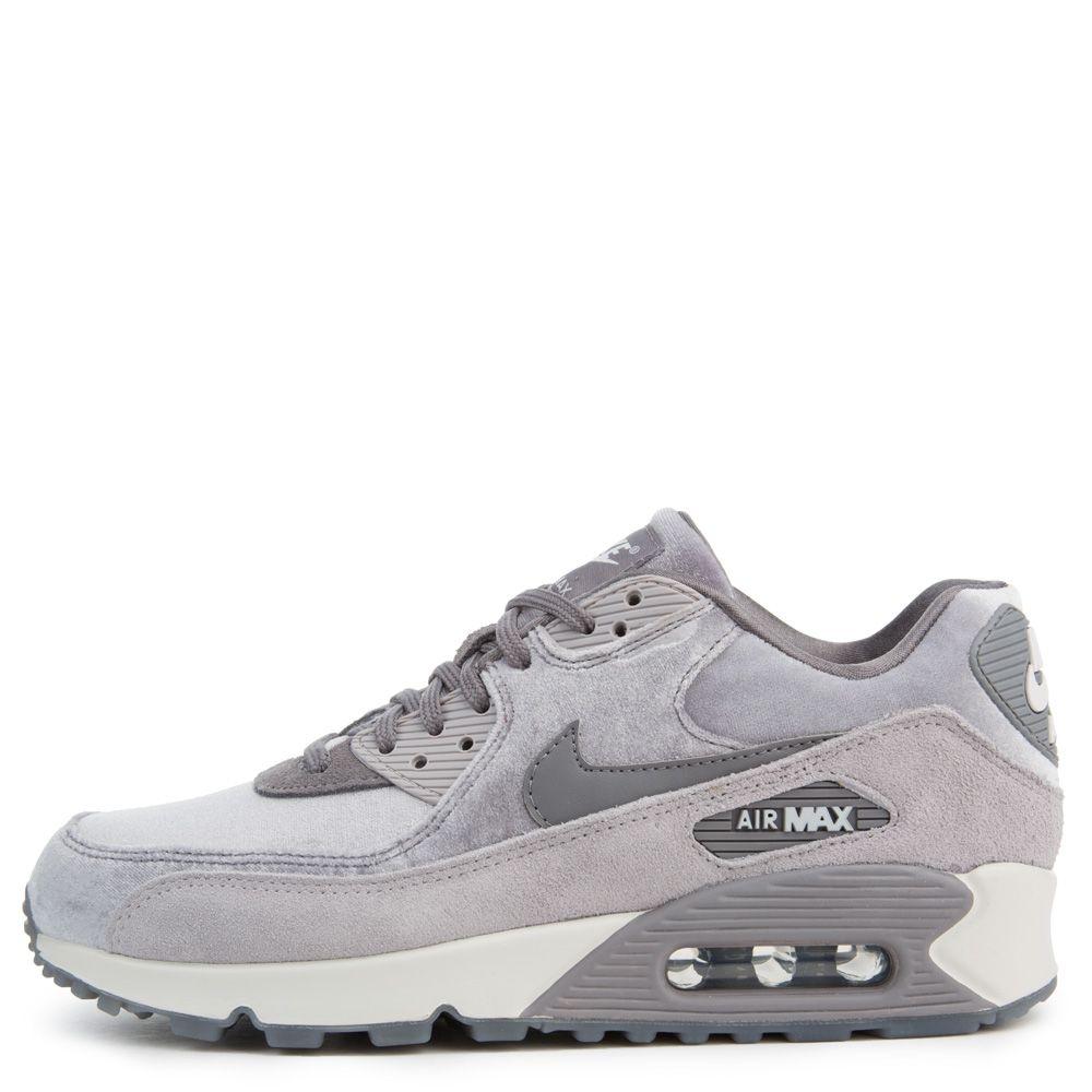Nike Air Max 90 LX Gunsmoke Women 898512 007 – Fastsole