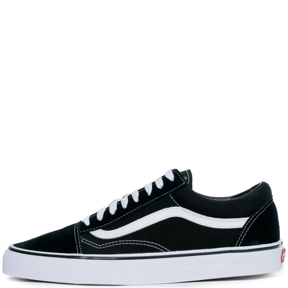 vans old school black unisex