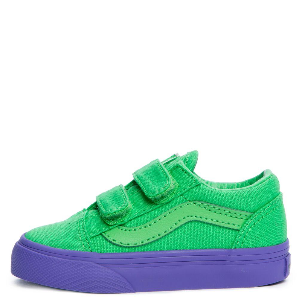 Purple Toddler Vans Shoes