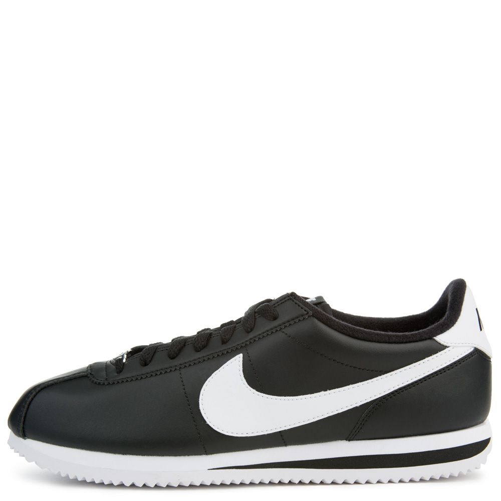 nike cortez black with gold swoosh
