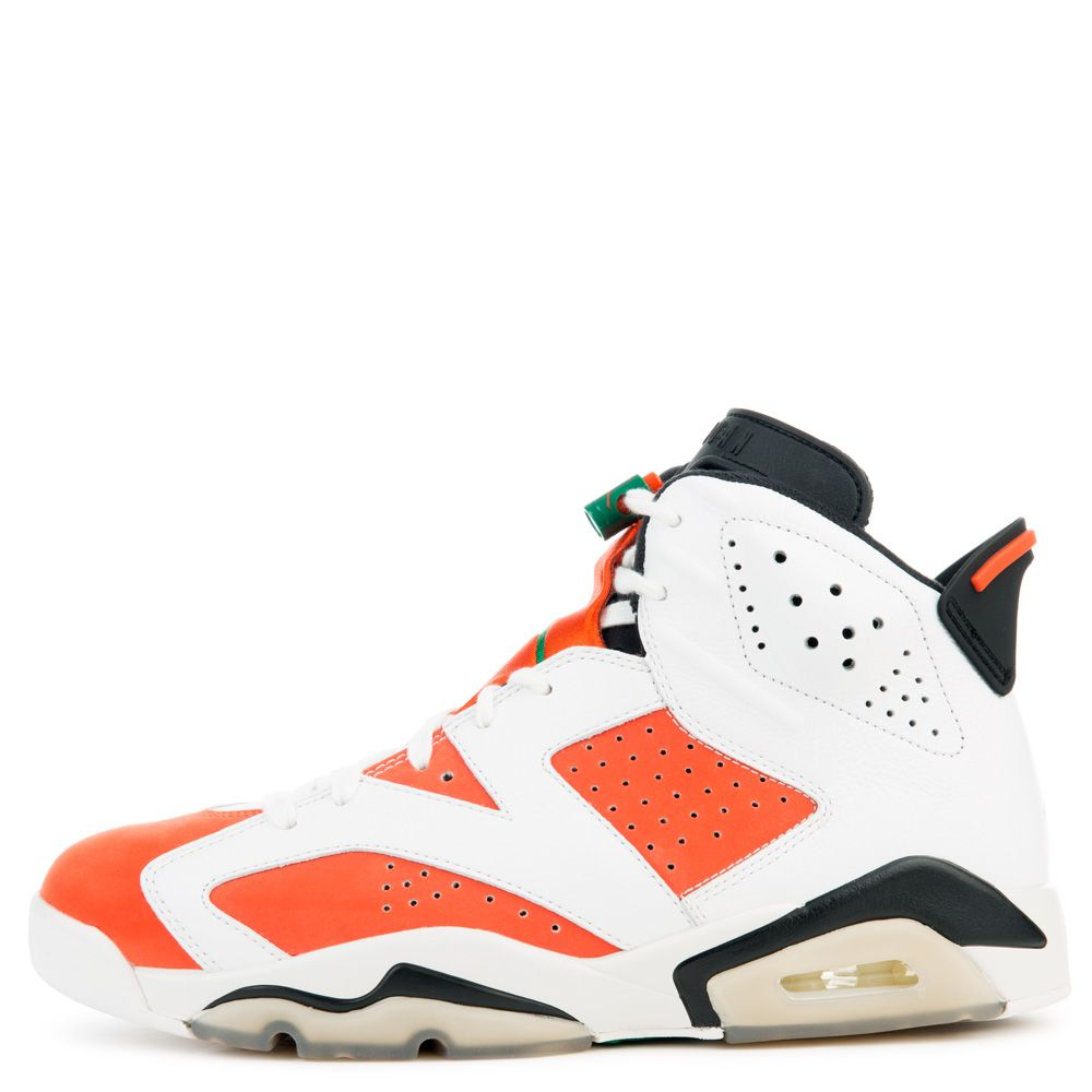 ed1c6c248f88f8 ... Gatorade 384664-145 Air Jordan 6 Retro Jordan 6 Retro SUMMIT WHITETEAM  ORANGE-BLACK .