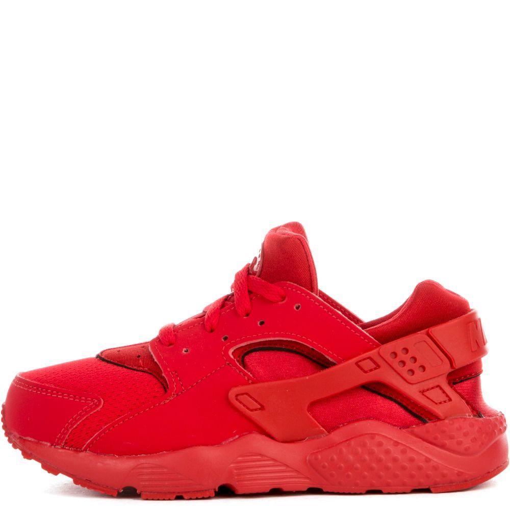 Nike Huarache Run (PS) Red/Red