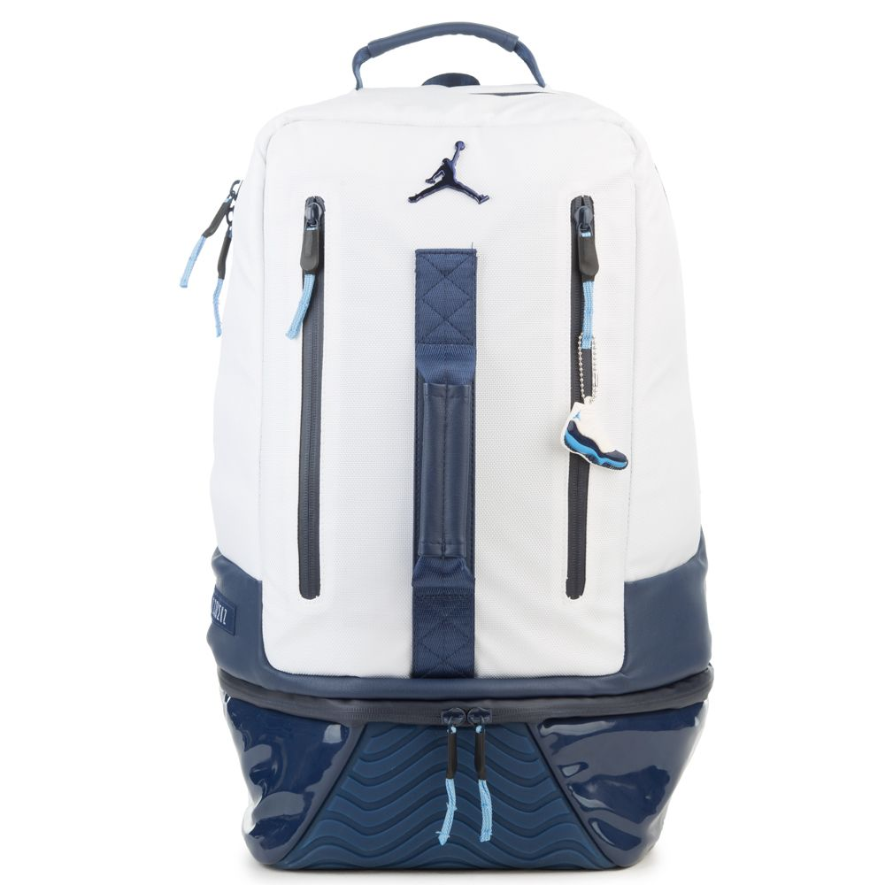 the latest 729ec 3c5c8 Jordan Retro 13 Backpack White And Gold- Fenix Toulouse Handball