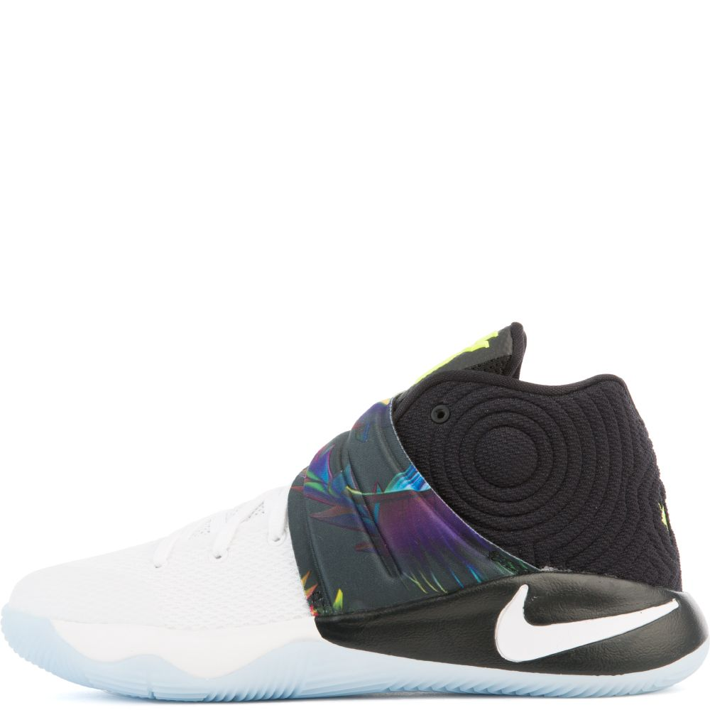 ... kyrie 2 white black multi color
