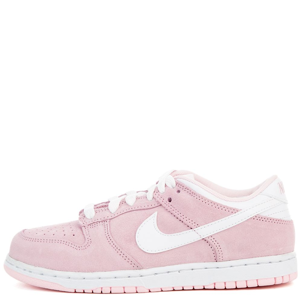 Nike (PS) DUNK LO Prism Pink/White