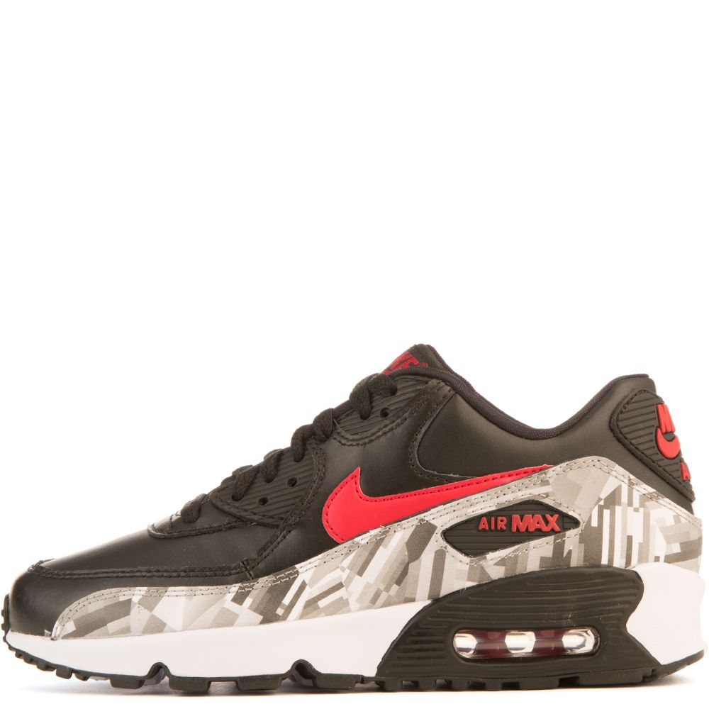 nike air max 90 print leather swatch