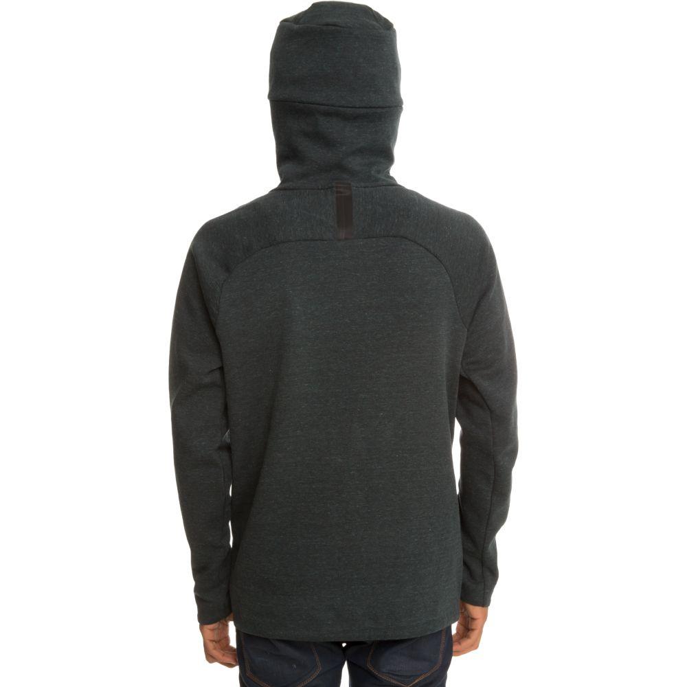 nike nike sportswear tech fleece men 39 s funnel neck hoodie. Black Bedroom Furniture Sets. Home Design Ideas