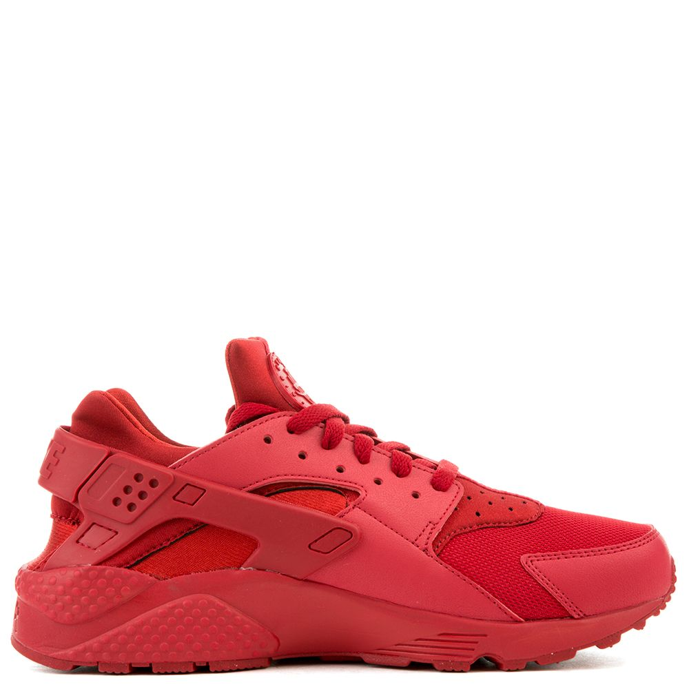 nike air huarache men 39 s shoe red red. Black Bedroom Furniture Sets. Home Design Ideas