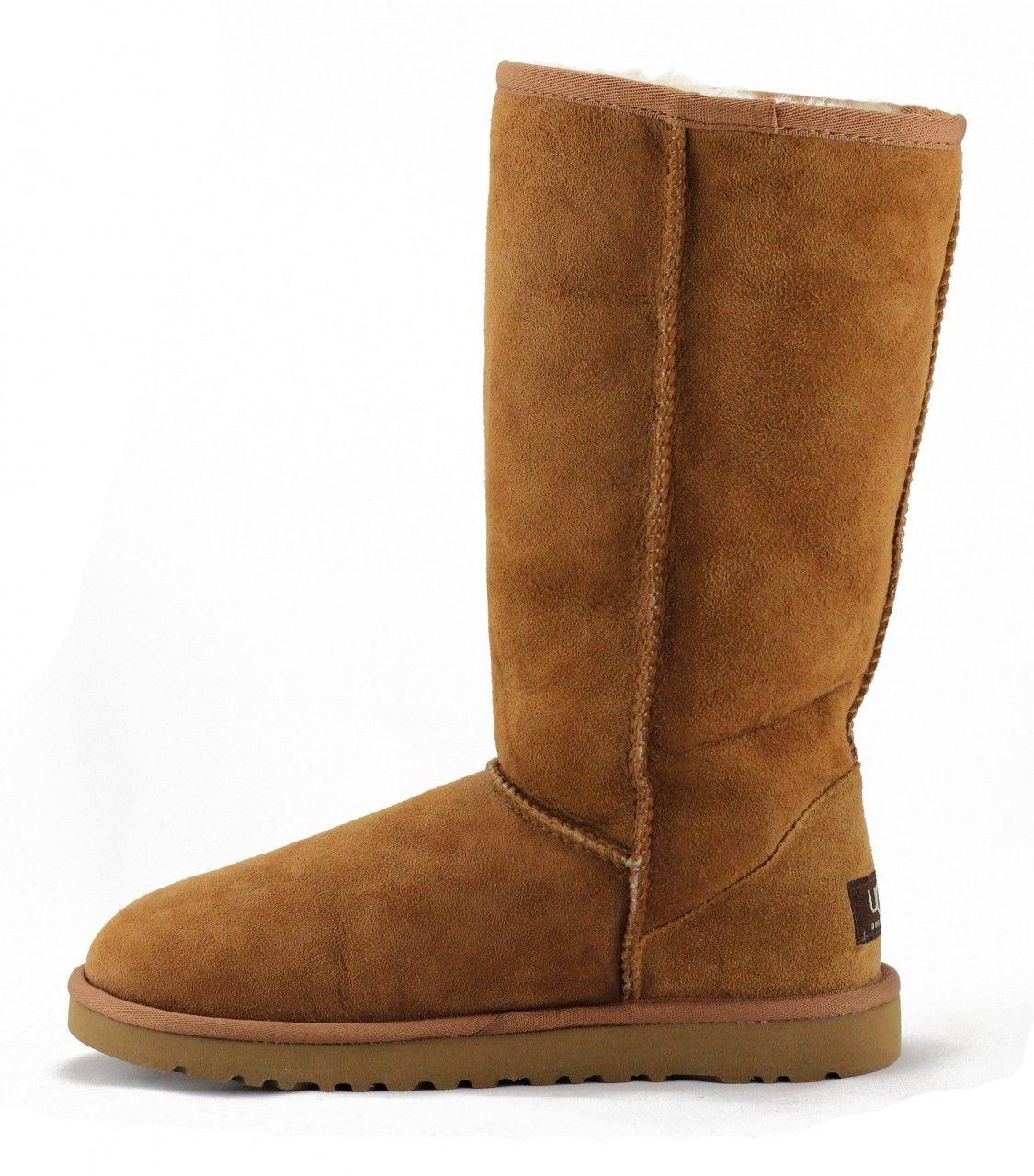 Ugg australia for women classic tall chestnut boots chestnut nvjuhfo Gallery
