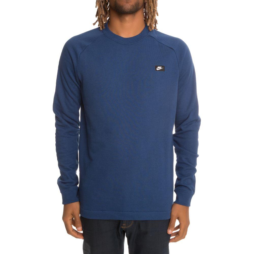 Nike Nike Sportswear Modern Crew Neck Navy Blue/White