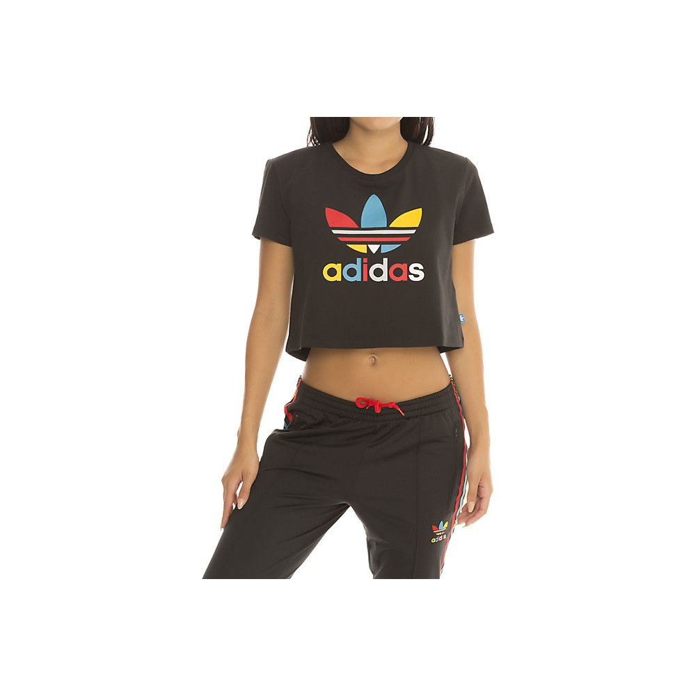 4daa2c5df6aa4 Adidas Shirts Womens Crop Top