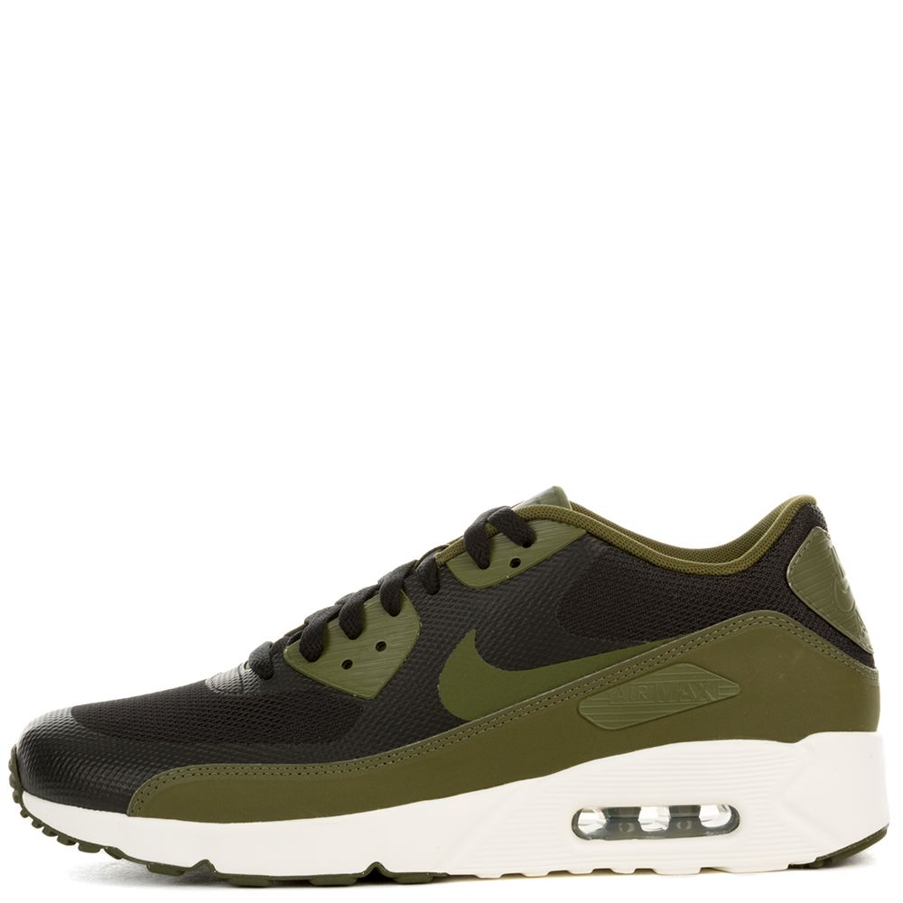air max 90 green and black
