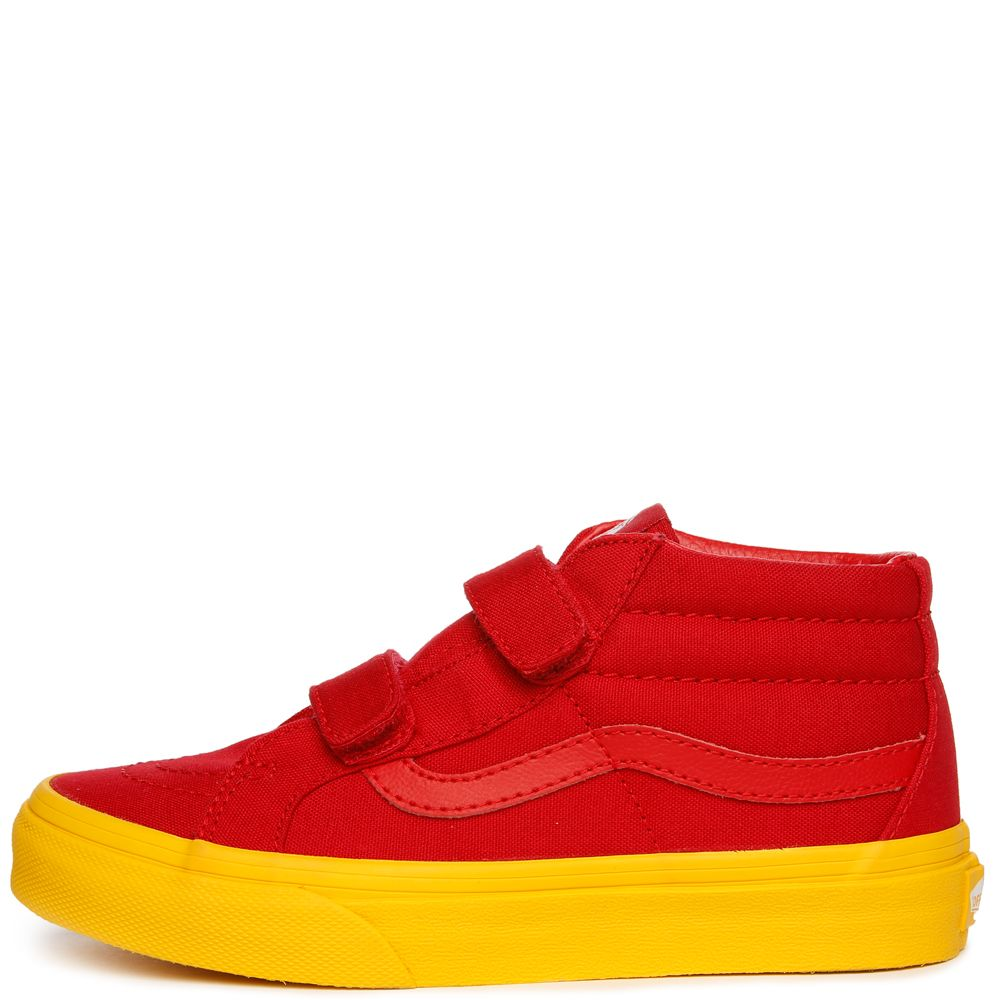 SK8 MID REISSUE - Sneaker high - dark red 5Hasc0Yhqh