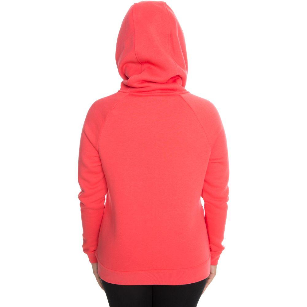 Women's Nike Sportswear Rally Pullover Hoodie Ember Glow/Red/Bronze