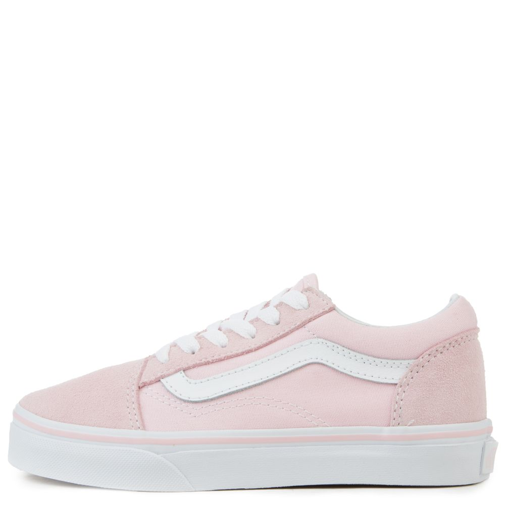 Vans Vans Old Skool (Suede/Canvas) chalk pink/true white jpowX